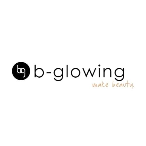 B Glowing
